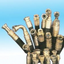 high pressure hose & fittings